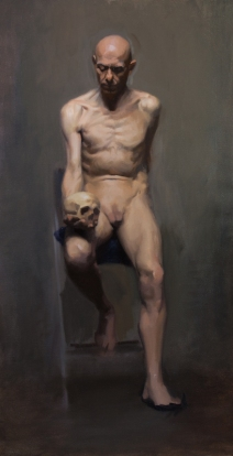 """""""Stefano"""" - OIl on Canvas"""